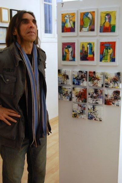Mohammad Hamdan at L'Espace