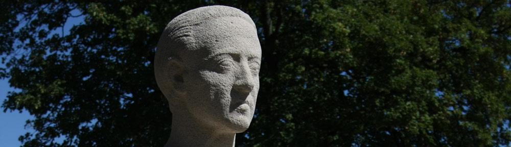 Maurice du Plessys, cimetière du Montparnasse