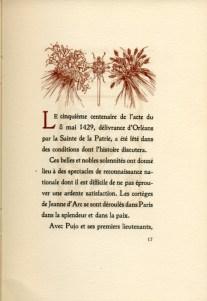 Méd. sur la pol. de Jeanne d'Arc, 4 - Maxime Real del Sarte