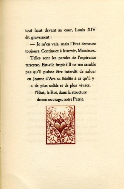 Méd. sur la pol. de Jeanne d'Arc, 9 - Maxime Real del Sarte