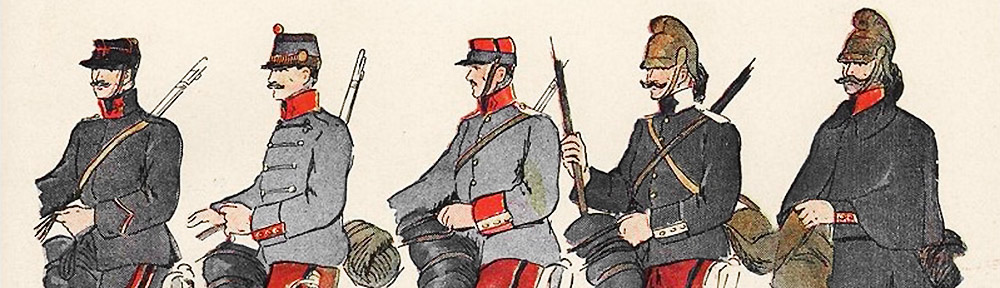 Cavalerie française 1914
