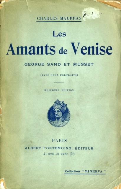 Édition de 1902 des Amants de Venise
