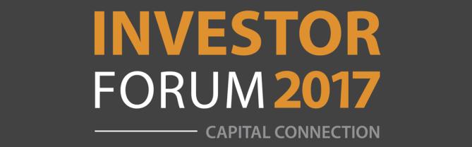 Investor Forum Header