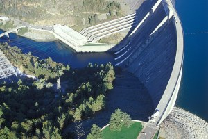 Shasta Dam Photo by Bureau of Reclamation