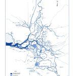 Delta Waterways, from the Delta Atlas, 1995