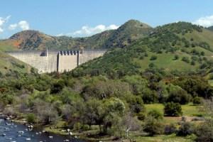 Pineflat Dam