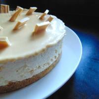 Caramac Cheesecake!