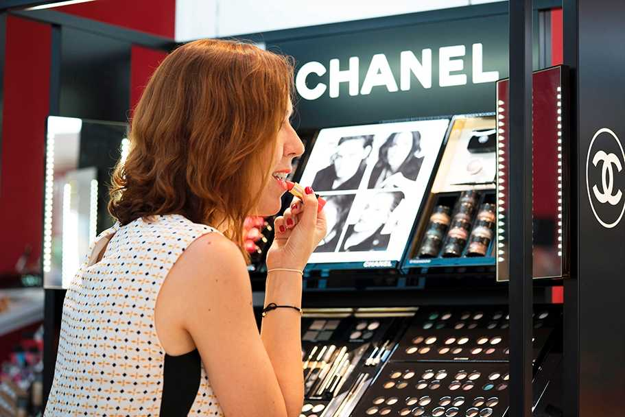 labial Chanel