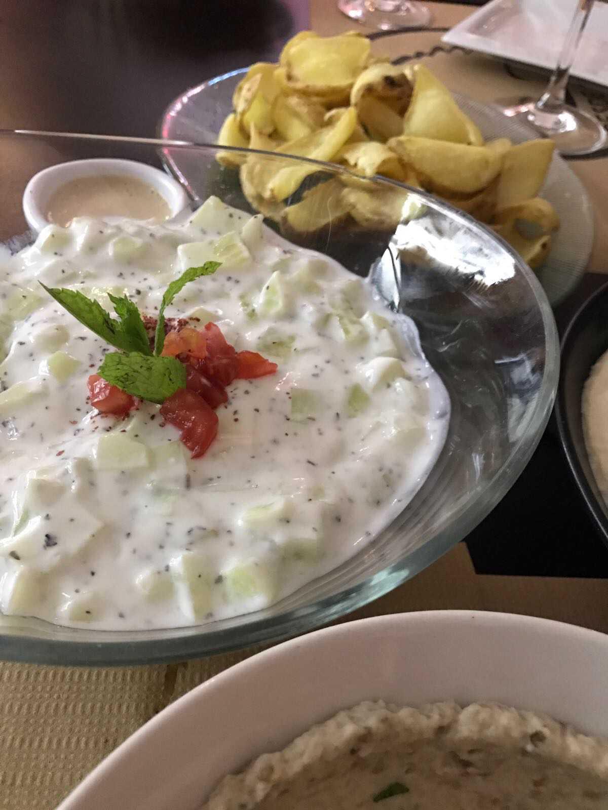 comida libanesa
