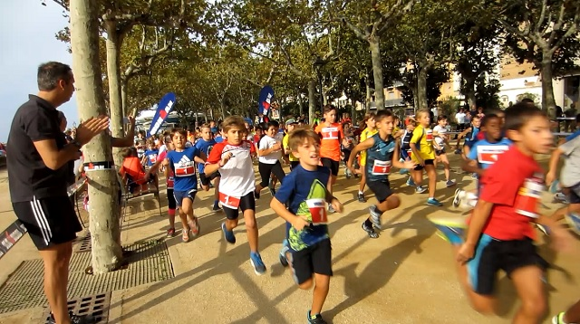 Ironkids - забег детей накануне старта Ironman.