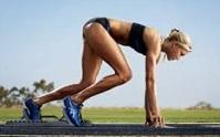 Какая скорость бега человека?