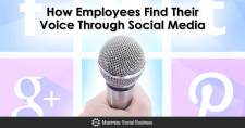 How Employees Find Their Voice Through Social Media