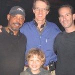"Maxim with ""Falling Skies"" writer Mr. Robert Rodat, director Mr. Carl Franklin, and Dreamworks Executive Producer Mr. Darryl Frank"