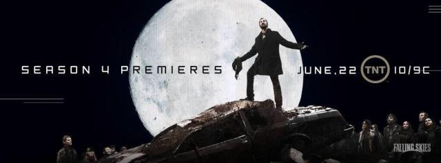 Falling Skies Season 4 Teaser