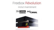 Freebox : Bouquet TV Canalsat Panorama à 2,02€