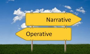 narrative-and-operative