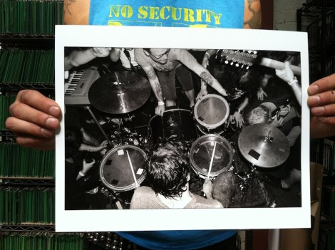 Thee Oh Sees by Kandi Cook (11x14)