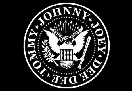 Ramones Logo designed by Arturo Vega