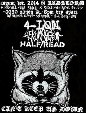 Radstorm_first_show_flyer