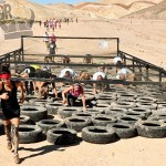 It's official! I've gone mad.  I mean… muddy!  I signed up for the warrior dash