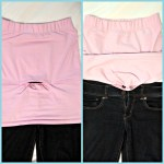 Extend the life of your non-maternity clothes while pregnant using the Belly Button Band {Giveaway}