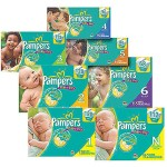 Get 20% Off Your Diaper Purchases via Amazon Family Program (Giveaway – CDA)