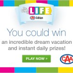 THE GAME OF LIFE – CAA Edition Contest is Back!