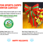Lytton Sports – Winter Camp Giveaway ($250 value, open to GTA)