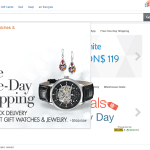 Free One Day Shipping From Amazon.ca Available Now!