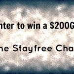 The Stayfree Challenge! Seeking Reviewers for a Giveaway