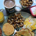 Breakfast meal ideas for the cottage