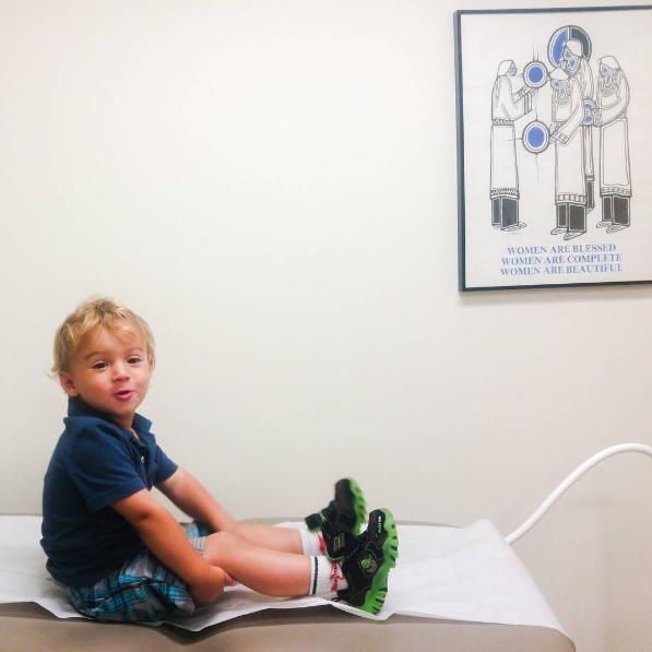 Doctor visit!