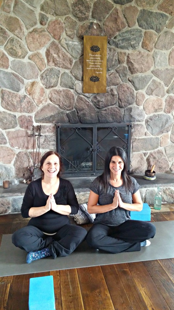 Ste Anne's spa yoga 2