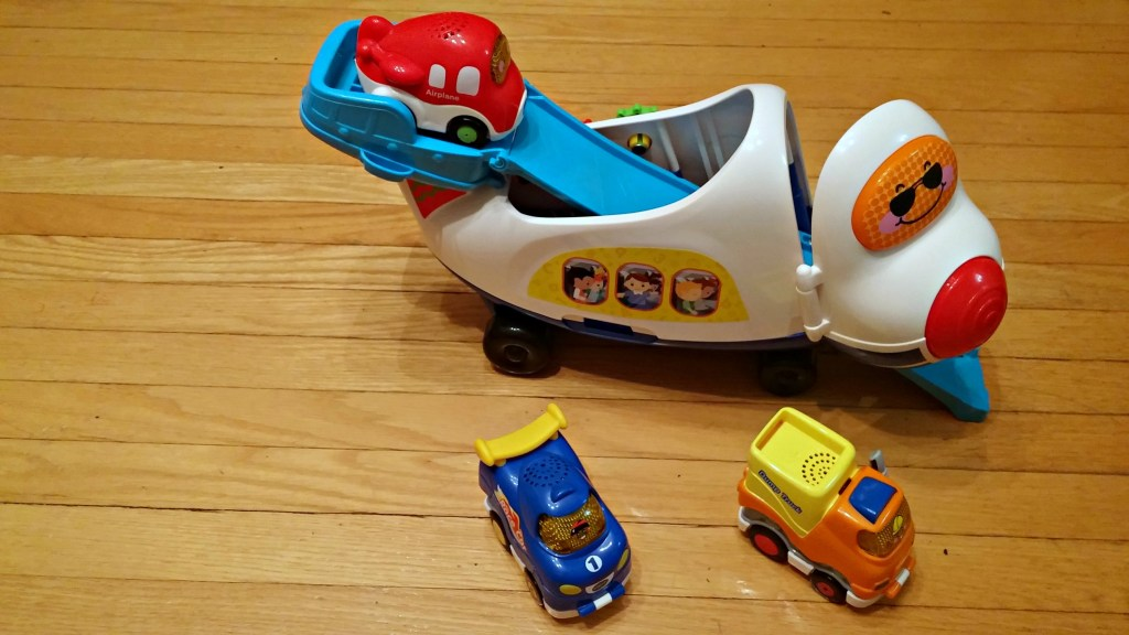 vtech go go airplane
