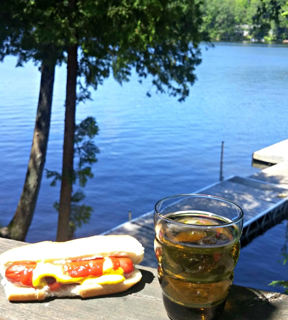 cottage lunch