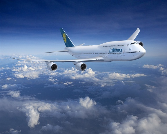 Boeing, Lufthansa Sign Order for Fuel-Efficient 747-8 Intercontinental