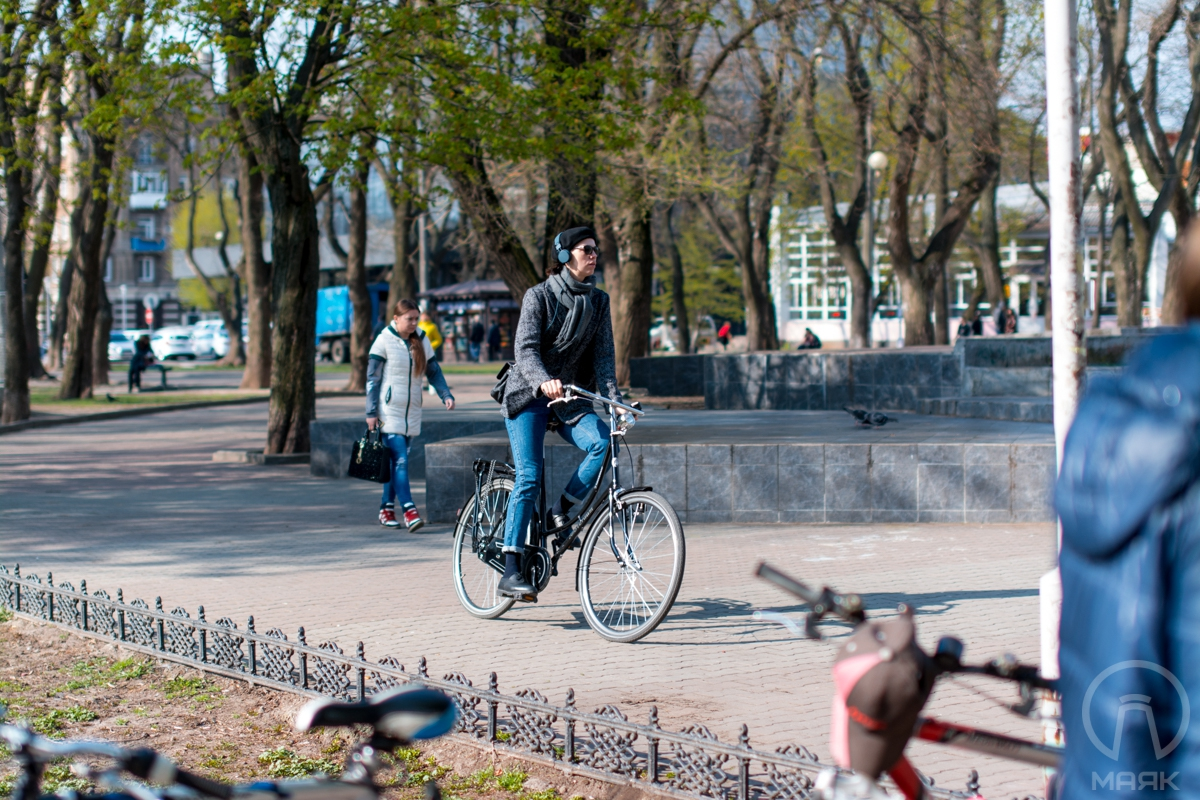Велосипедом на работу (8)