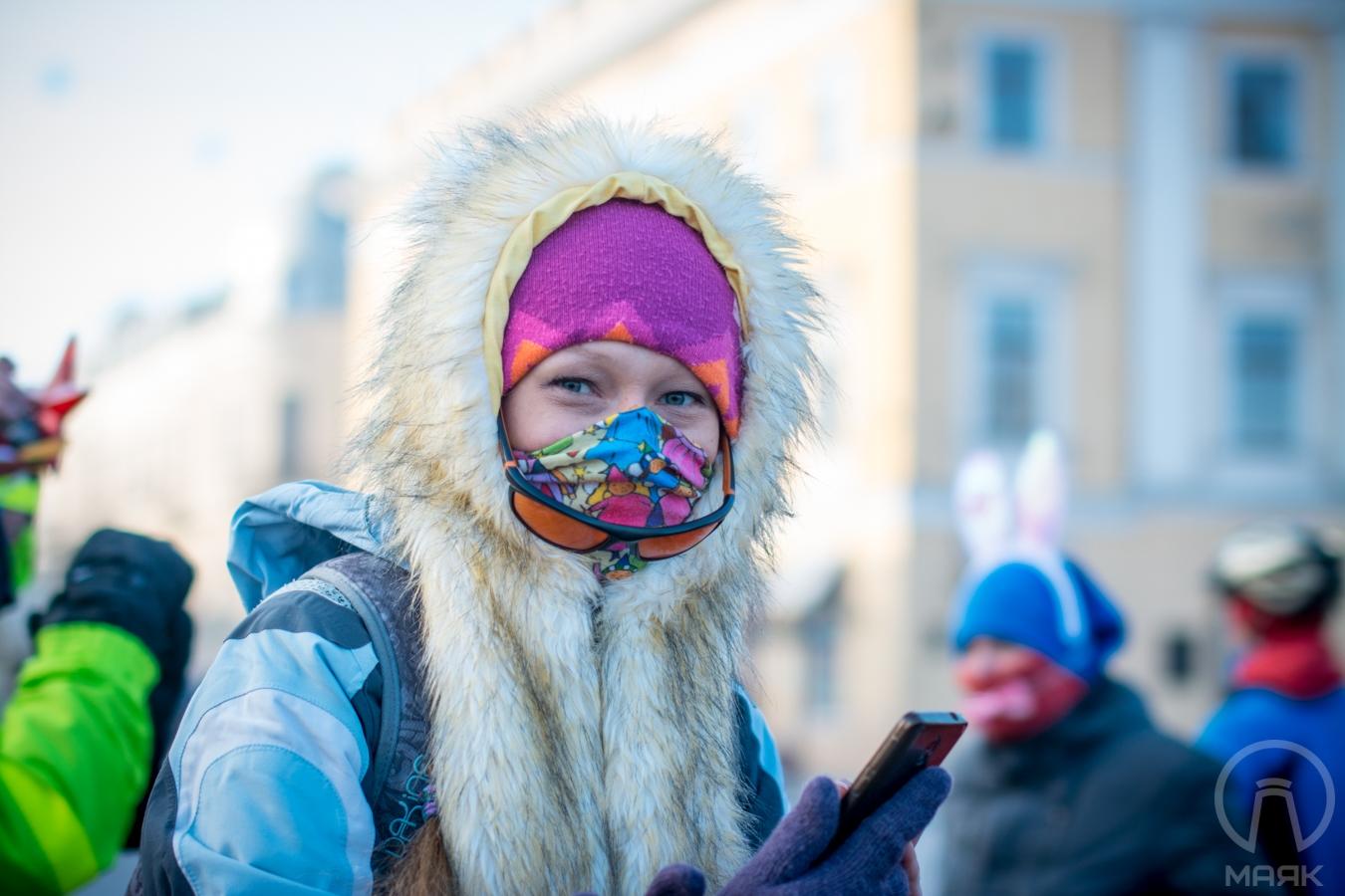 Покатушка Дед морозов (6)