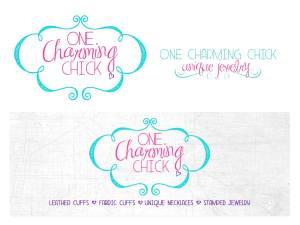 One Charming Chick Logo