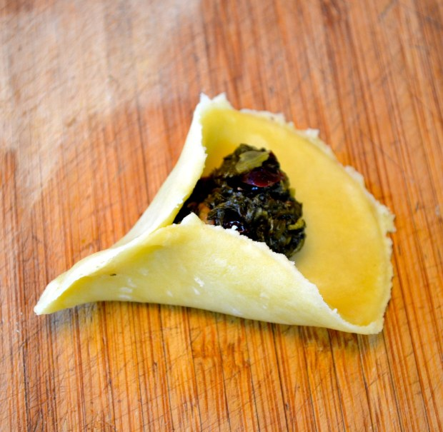 Middle Eastern Spinach Pies