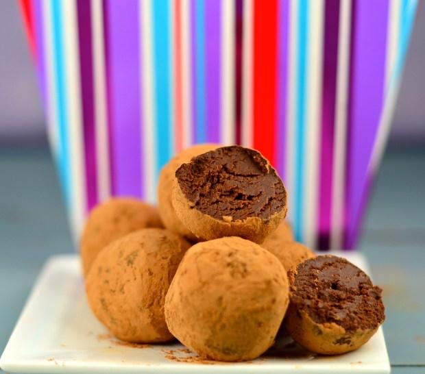 Guilt Free Chocolate Truffles - under 50 calories per truffle