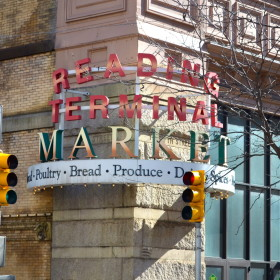 Reading Terminal Market #Philadelphia #myHomeTownGuide #Basset #IceCream #TheHeadNut