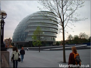 London's City Hall