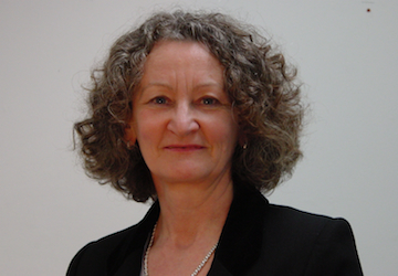 Jenny Jones represents the Green Party on the London Assembly