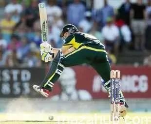 Australia v South Africa 4th ODI