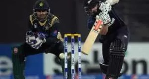 Pakistan vs New Zealand 3rd ODI
