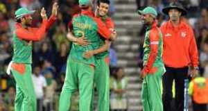 Bangladesh vs Ireland 13th Warm up World Cup 2015