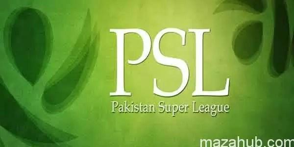 Pakistan Super League 2016 (PSL)