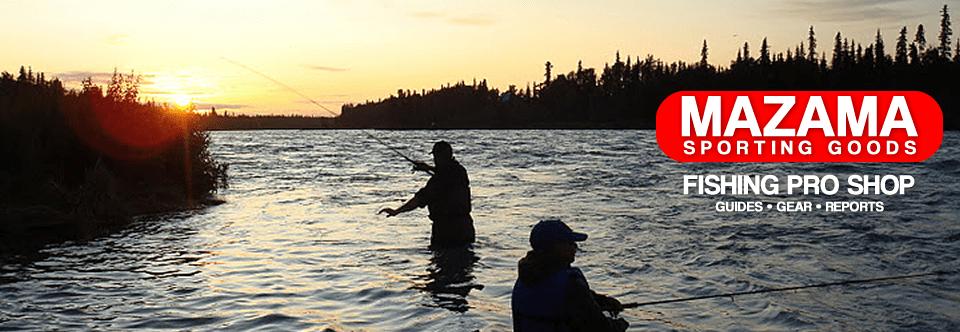 Mazama Fishing Pro Shop