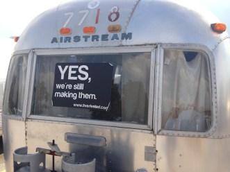 Airstream Yes